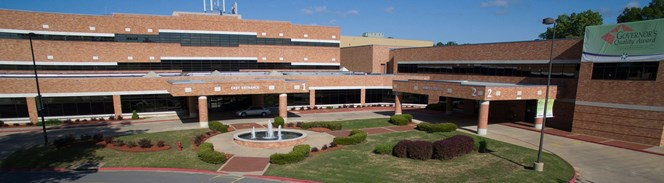 conway regional health and fitness center