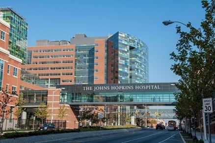 Family Medicine Physician at Johns Hopkins Community Physicians