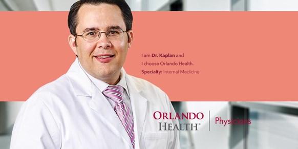Orlando Health Profile at PracticeLink