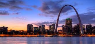 Enjoy beautiful/historic St. Louis, MO.