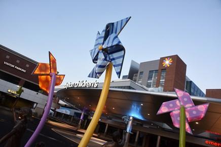 Dayton Children's is the region's only dedicated children's hospital.