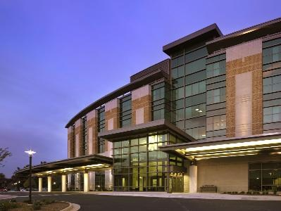 East Tower, Centra Lynchburg General Hospital