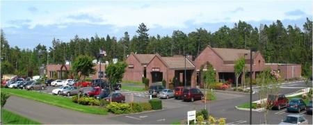 PeaceHealth Peace Harbor Medical Center in Florence, Oregon