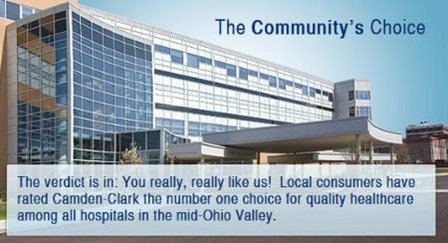 Camden Clark Memorial Hospital Reviews | Glassdoor