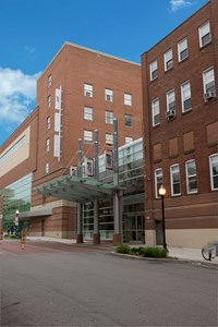University of Maryland Medical Center Midtown Campus formerly Maryland General Hospital - Smart Medi