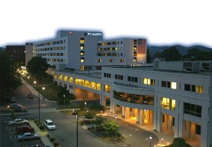 St. Mary's Medical Center in Huntington, West Virginia