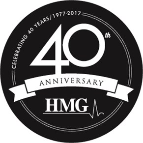 2017, HMG Celebrates its 40th year of providing care to our communities