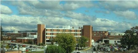 Margaret R. Pardee Memorial Hospital, Hendersonville, North Carolina