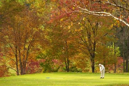 GOLFING- Courtesy Susquehanna River Valley Visitors Bureau