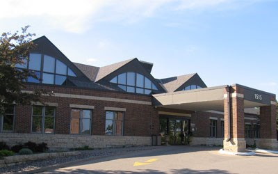 Multispecialty Clinic Building