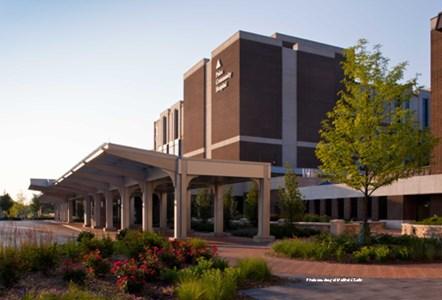 Palos Community Hospital Main Entrance