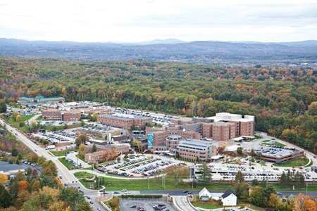 Concord Hospital Campus ©rixonphotography