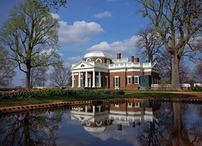 Monticello by Roy Vandoorn / www.visitcharlottesville.org