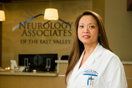 Dr. Andrea An, Neurologist & Medical Director