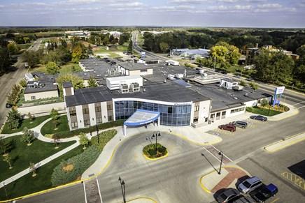 Tri-County Health Care Campus