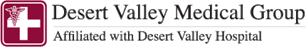 Desert Valley Hospital / Medical Group Logo