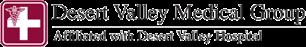 Desert Valley Hospital / Medical Group Logo