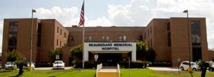 Beauregard Memorial Hospital Logo