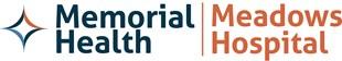 Memorial Health Meadows Hospital Logo