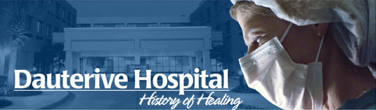 Dauterive Hospital Logo