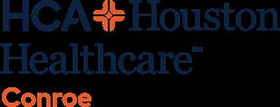 HCA Houston Healthcare Conroe Logo
