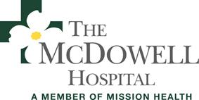 McDowell Hospital 1 Logo