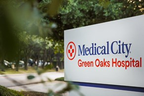 Medical City Green Oaks Hospital Image