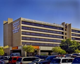 Methodist Specialty and Transplant Hospital Logo