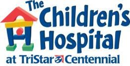 The Children's Hospital at TriStar Centennial Logo