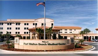 Fort Walton Beach Medical Center Image