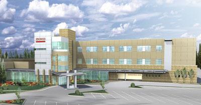 HCA Houston Healthcare Kingwood Logo