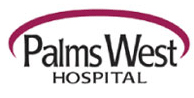 Palms West Hospital Logo