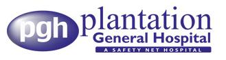 Plantation General Hospital Logo