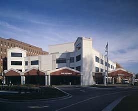 St. Josephs Hospital Image