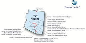 Banner-University Medical Center Tucson - University of Arizona Cancer Center Image