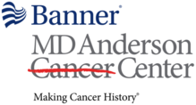 Banner MD Anderson Cancer Center (West Valley) Logo