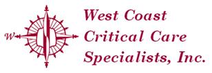 West Coast Critical Care Specialists Logo