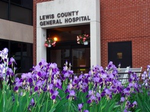 Lewis County General Hospital Logo