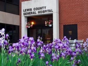 Lewis County General Hospital Logo