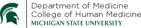 Department of Medicine Logo
