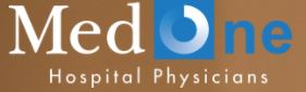 MedOne Hospital Physicians Logo