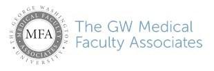 GW Medical Faculty Associates Logo
