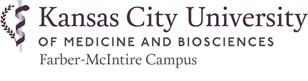 Kansas City University Farber-McIntire Campus Logo