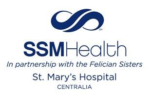 SSM Health - St. Mary's Hospital Centralia Logo