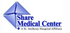 Share Medical Center Logo