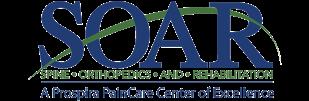 Spine, Orthopedics, and Rehabilitation Logo