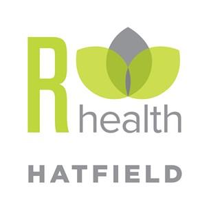 R-Health Hatfield Logo