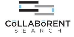 Collaborent Search Logo