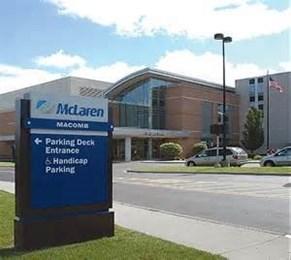 McLaren Macomb Image