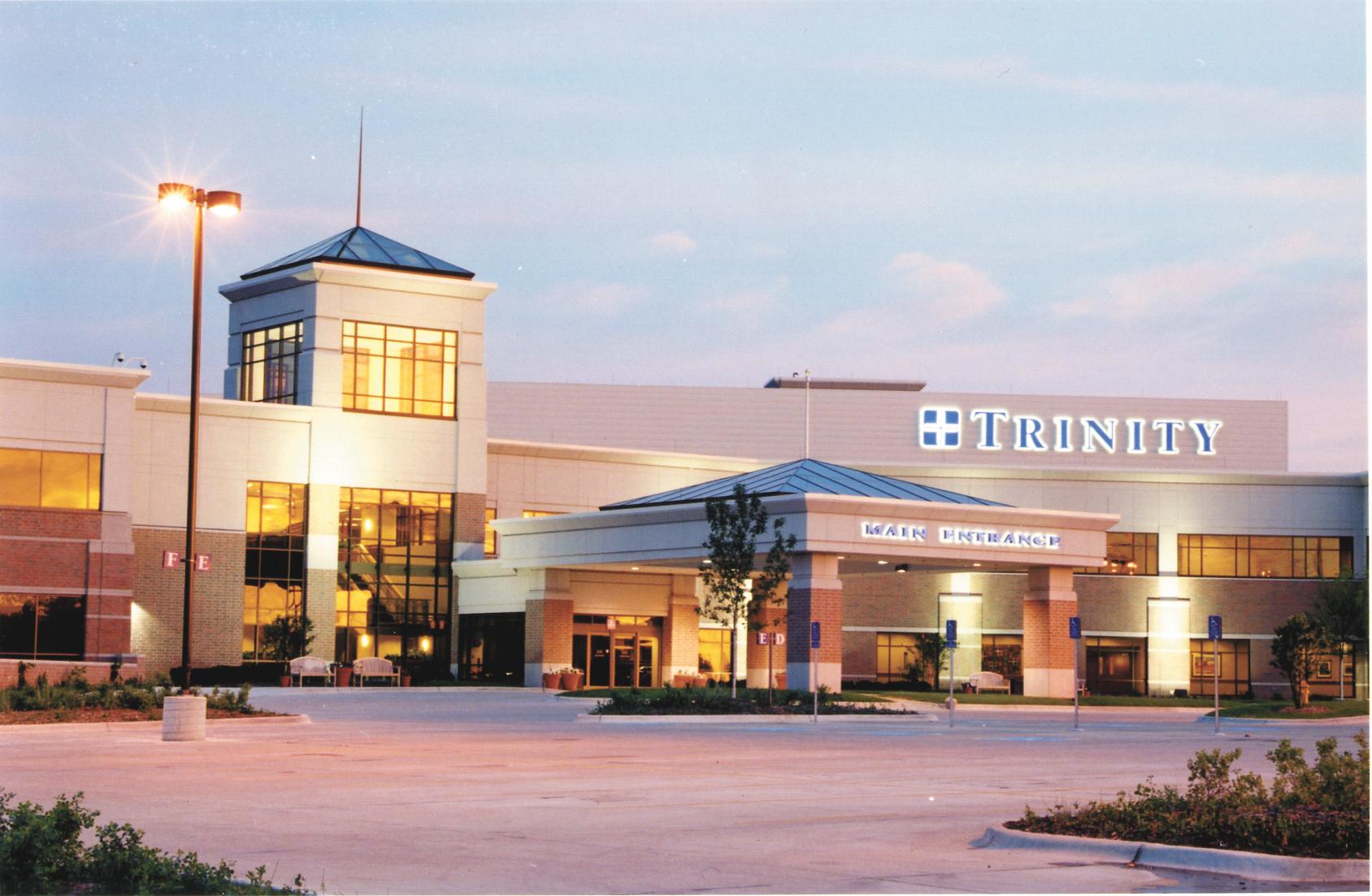 Trinity Regional Health Sytem - Bettendorf Image